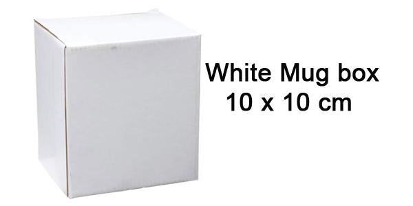Mug Box White