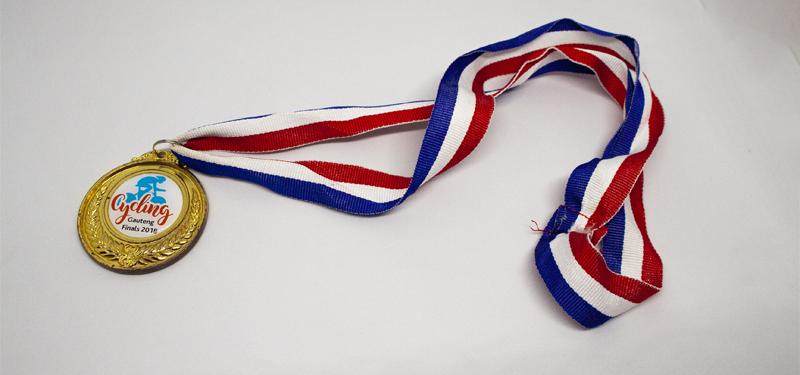 Printed Medal 50mm