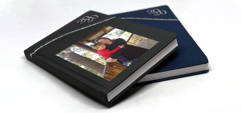 Diary A4 with printed cover