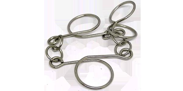 Wire brainteaser puzzle Large (06)
